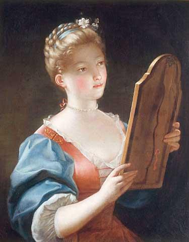 raoux_la-jeune-fille-au-miroir