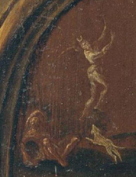 Angelo Caroselli - La-strega (c.1630) diane