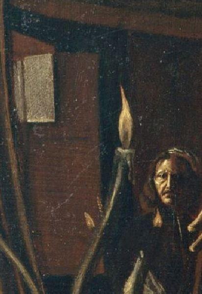 Angelo Caroselli - La-strega (c.1630) fenetre haute