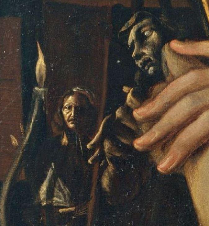Angelo Caroselli - La-strega (c.1630) spectre