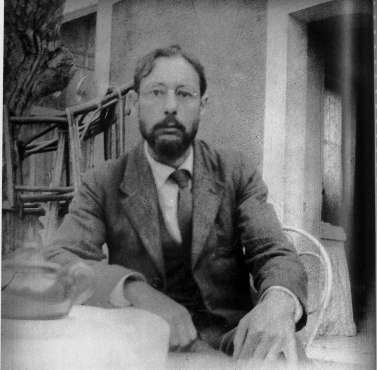 Bonnard Ma Roulotte a Vernonnet  1912