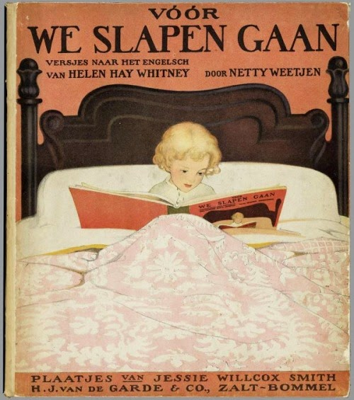 Jessie Willcox Smith - The Bed-Time Book
