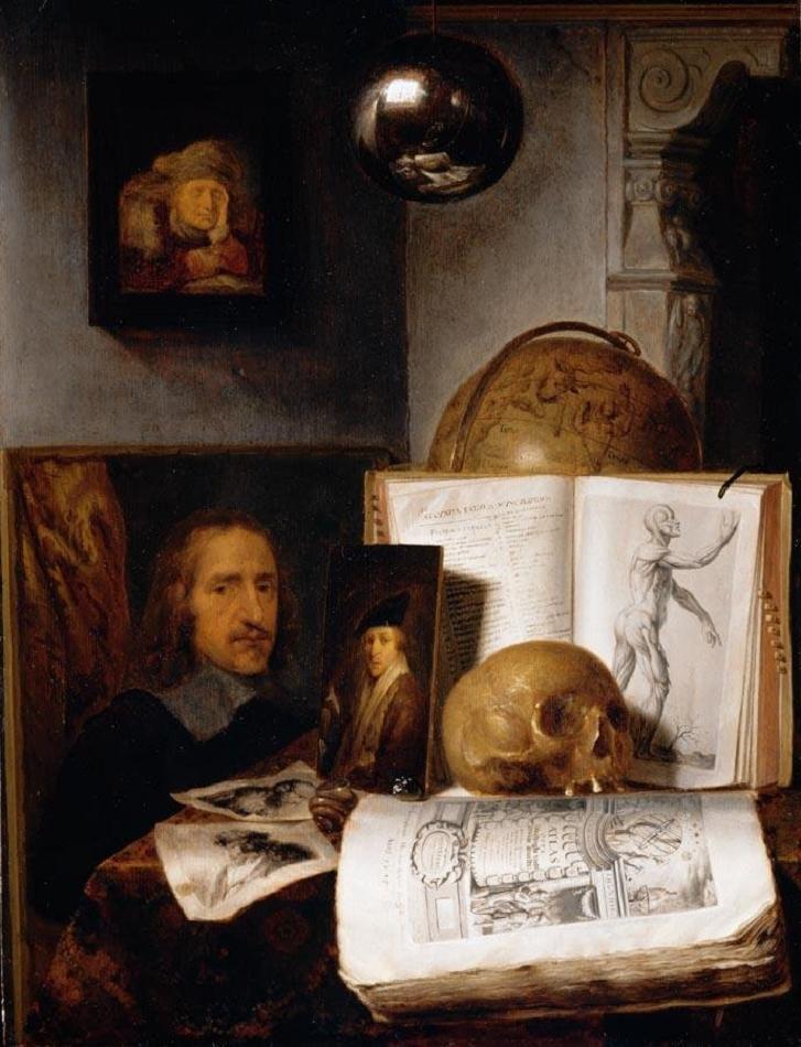 Luttichuys, Simon Nature morte vers 1645 Coll part