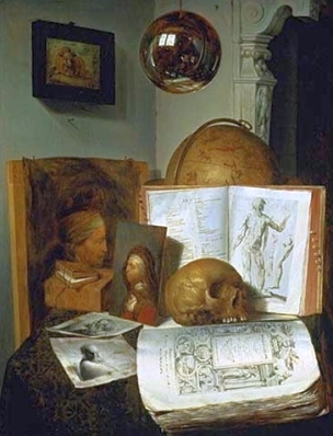 Luttichuys,_Simon_-_Vanitas_-_17th_c