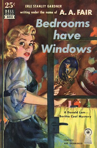 Mike Ludlow Bedrooms Have Windows 1949