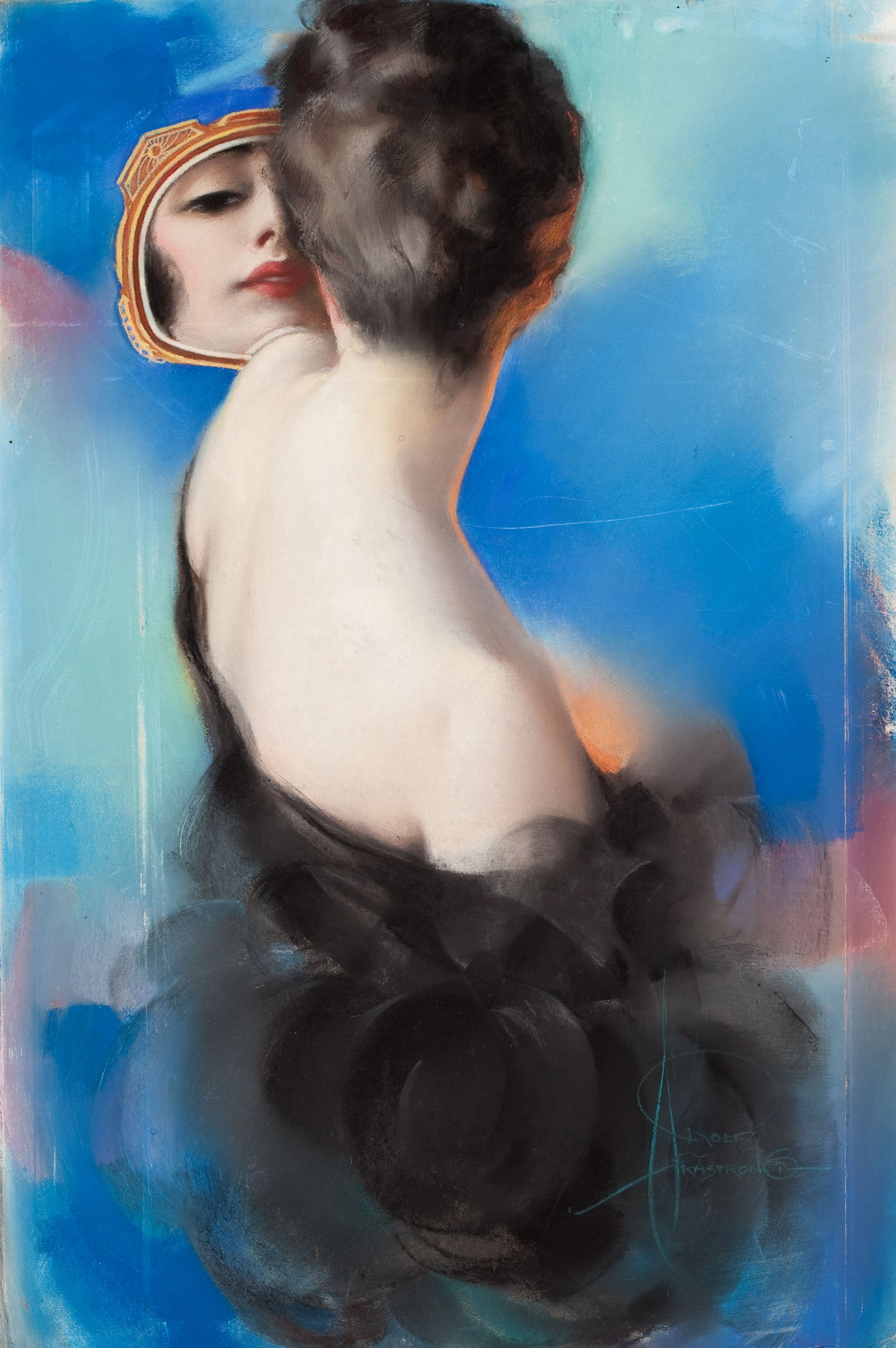 Rolf Armstrong (1912)
