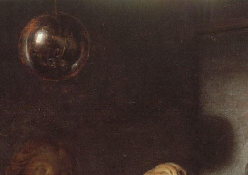 Simon_Luttichuys_-_Corner_of_a_painters_studio_-_1646-Collezione-Teresa-Hainz-·-Pittsburgh detail shpere