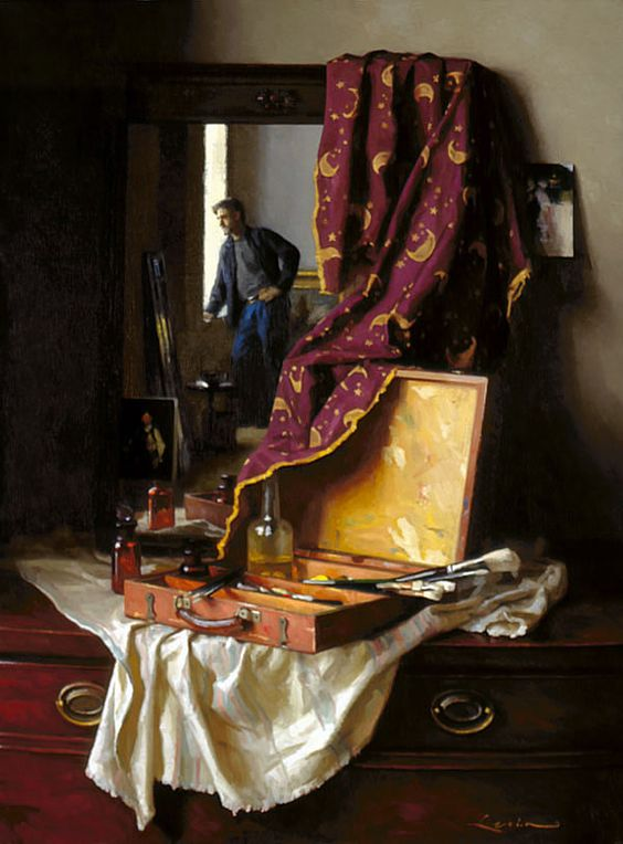 Steven J. Levin My Fathers' Paint Box 1997