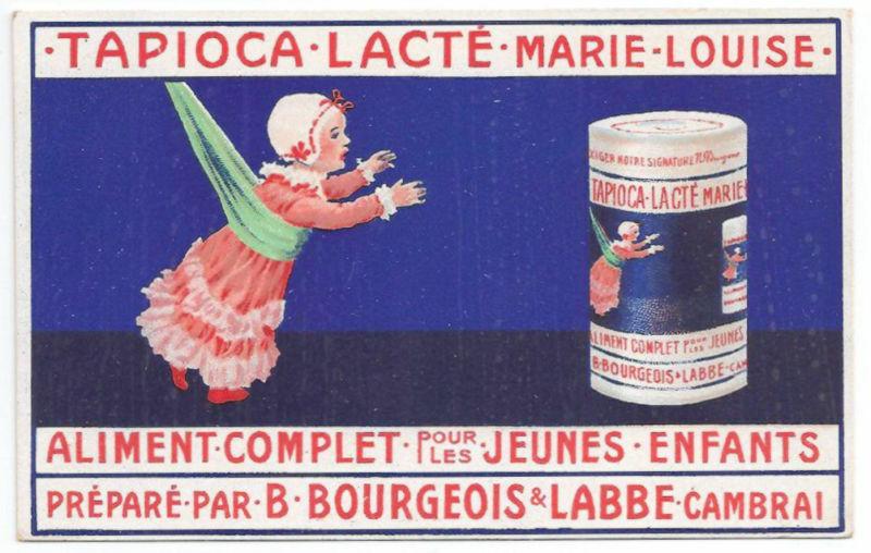 Tapioca Mare Louise A1