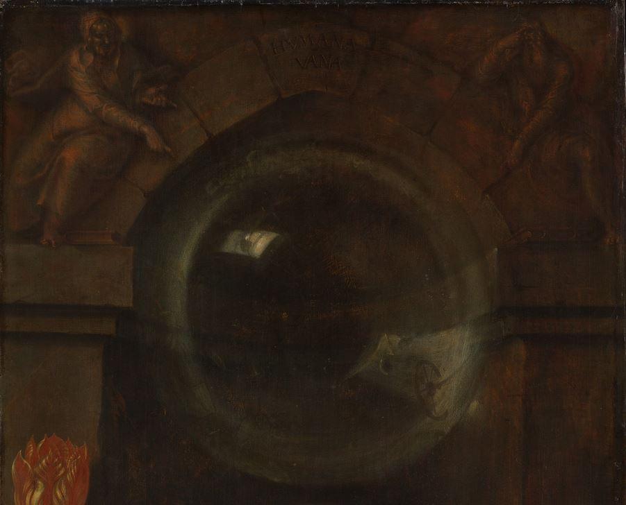 Vanite Jacob de Gheyn le Jeune 1603 MET bulla
