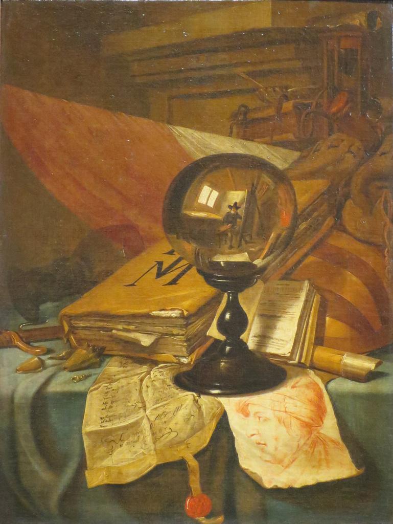 Vincent van der Vinne Pushkin Museum