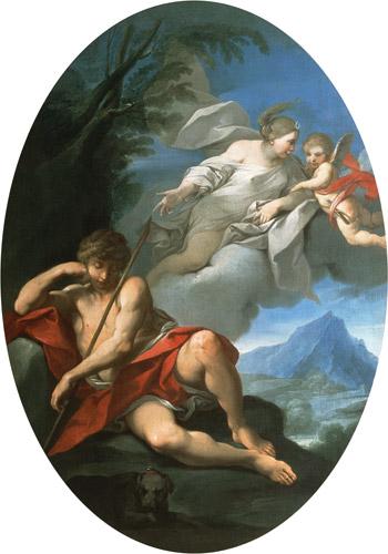 diana_and_endymion Francesco Vellani Modena, Galleria Estense