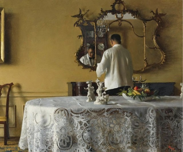 john koch The dining table 1955