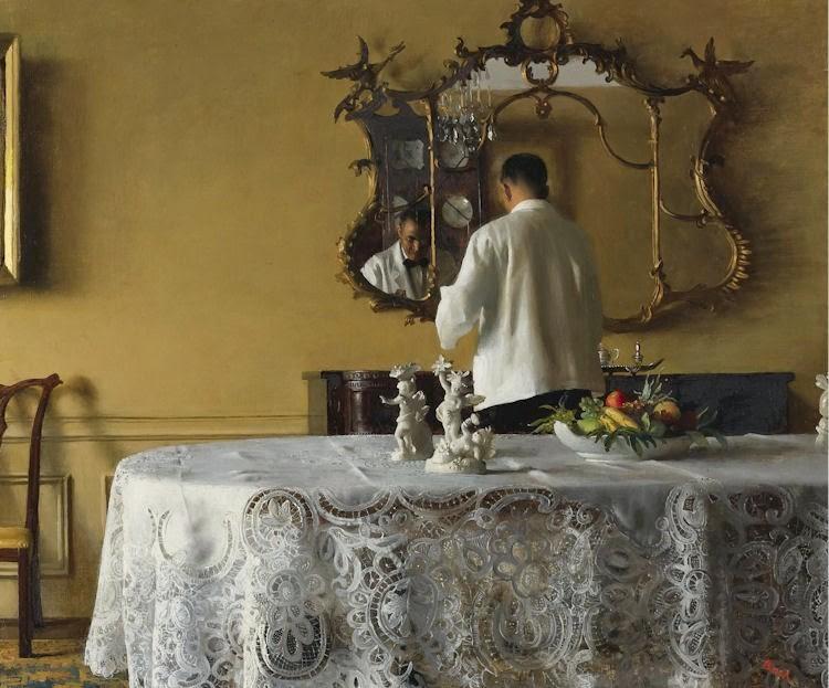 john koch The dining table 1955