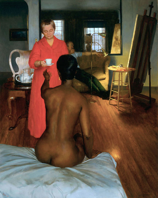 john-koch-interlude-1963 Memorial Art Gallery Rochester