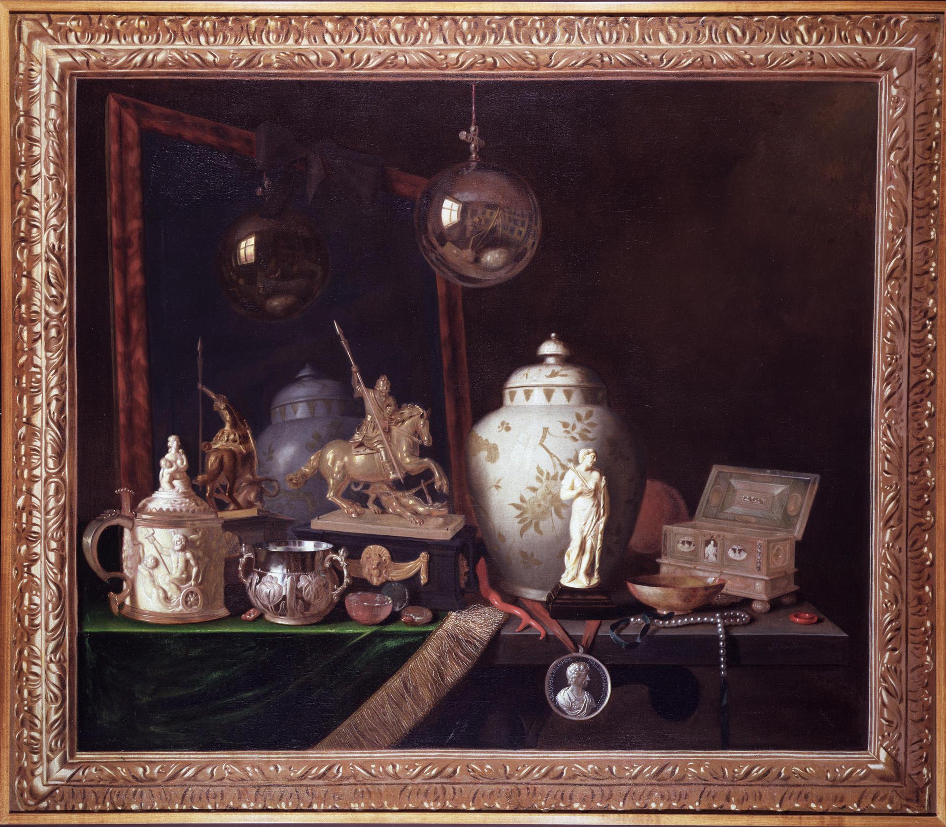 pieter-gerritsz-van-roestraten vanite avec boule