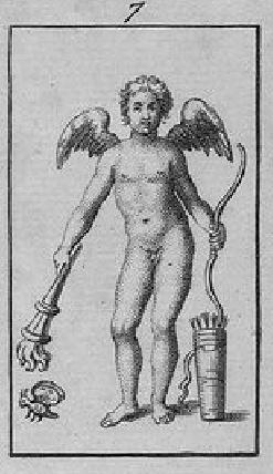 L'Antiquite expliquee pl 157 torche renversee
