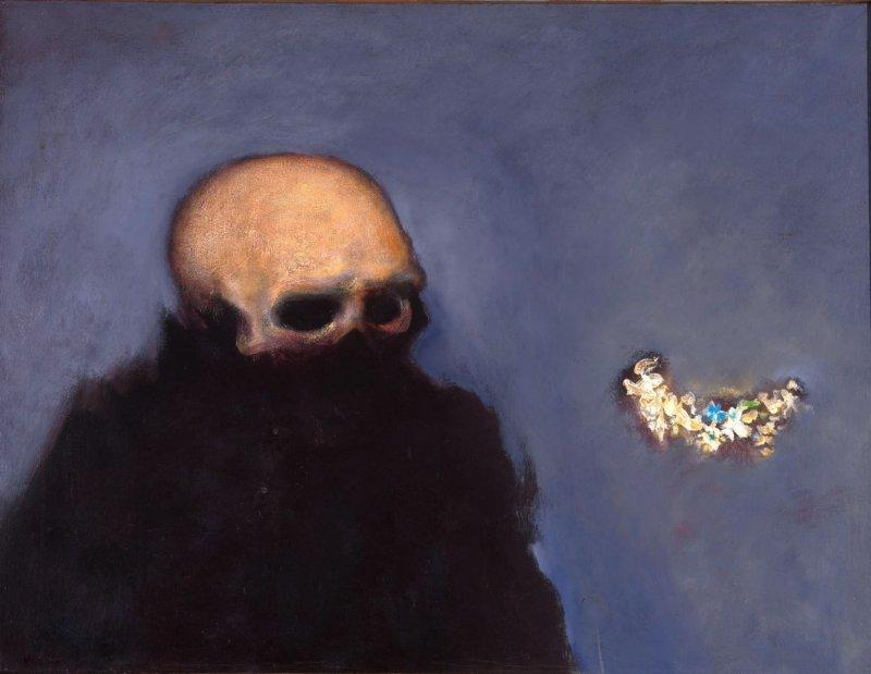 Memento Mori Walter Kuhlman 1973-74 Fine Arts Museum of San Francisco