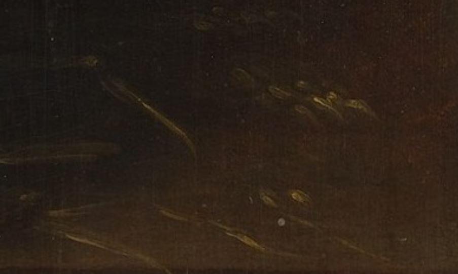 Vanite Jacob de Gheyn le Jeune 1603 MET grains