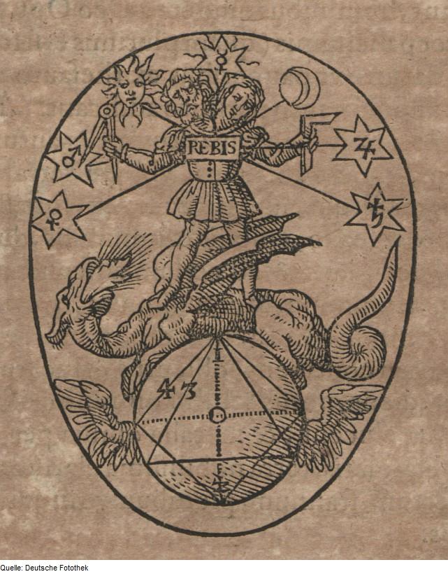 Azoth 1613 Basilius Valentinus Beatus, Georg rebis
