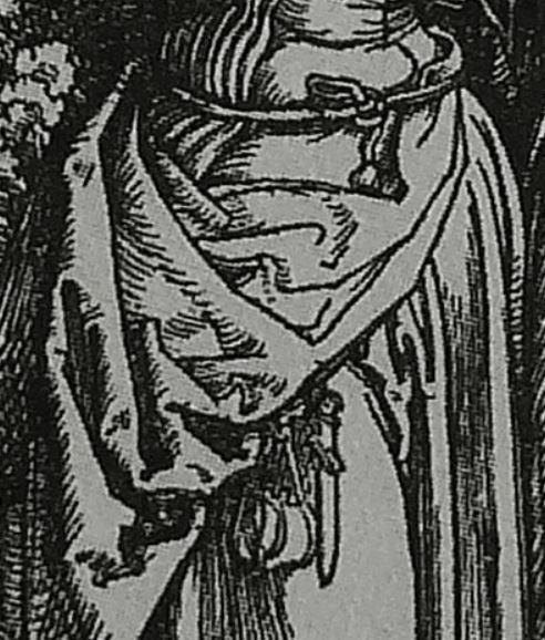 Durer Visitation 1503