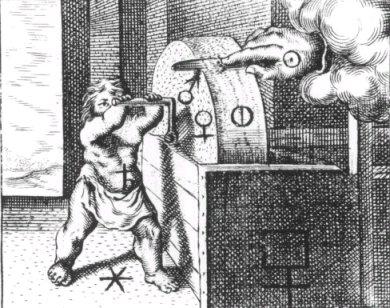(Le Lion d'Or ou Vinaigre des Sages - De Goude Leeuw, 1675 pierre_meuliere