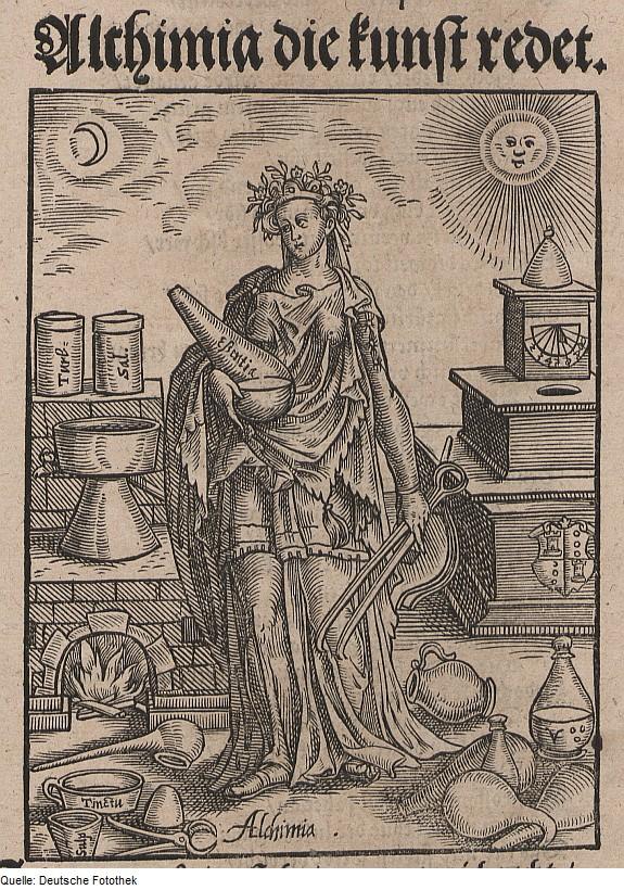 Leonhardt Thurneysser zum Thurn 1574 Quinta essentia