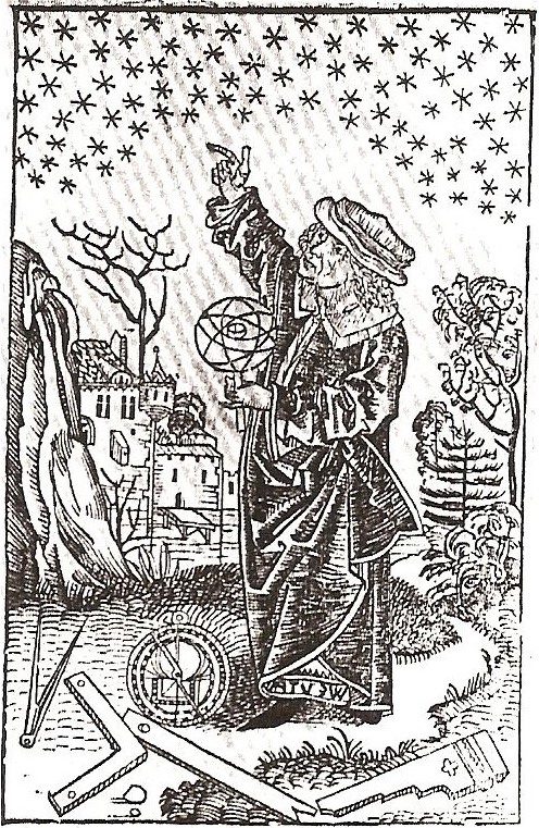 Wolgemuth Astronome 1492