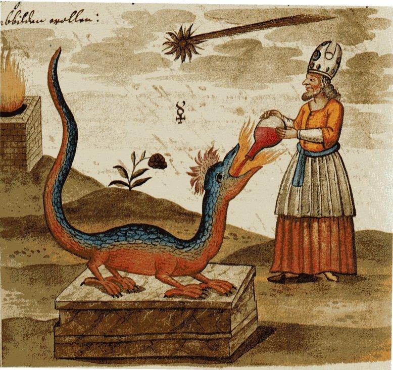 Zoroaster Clavis Artis, MS. Verginelli-Rota V2.062 Biblioteca dell'Accademia Nazionale dei Lincei, Roma 1738