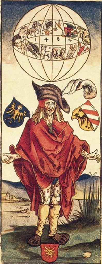 durer Le Syphilitique 1496