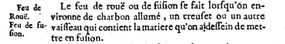 feu de roue lemery Cours de chymie contenant la manière de faire les opérations qui sont en usage dans la médecine 1730