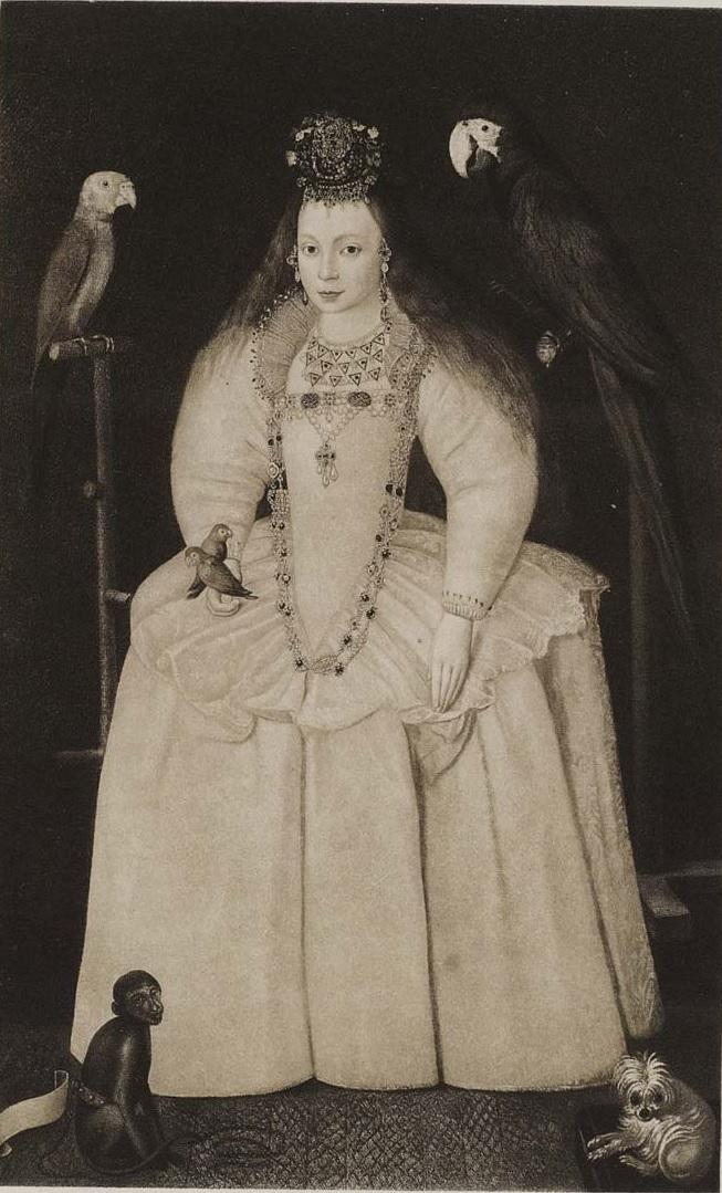 1595 ca Arbella Stuart