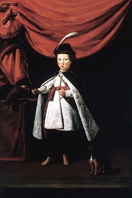 1622 Justus Sustermans (Flemish painter, 1597-1681), Cardinal Leopoldo de' Medici (1617-1675)