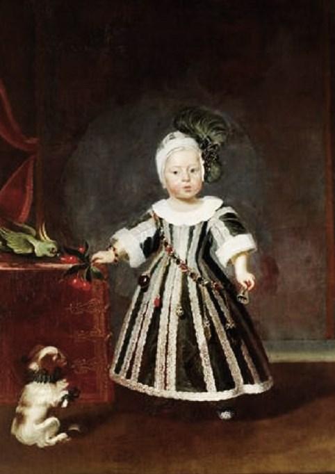 1651 Frans Luycx Erzherzog Karl Joseph
