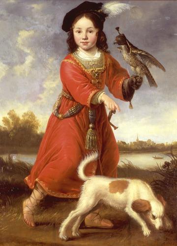 OC_1649 Jacob Gerritsz Cuyp portrait de Michael Pompe van Slingelandt