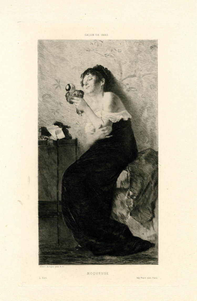 1882 Artigue moqueuse