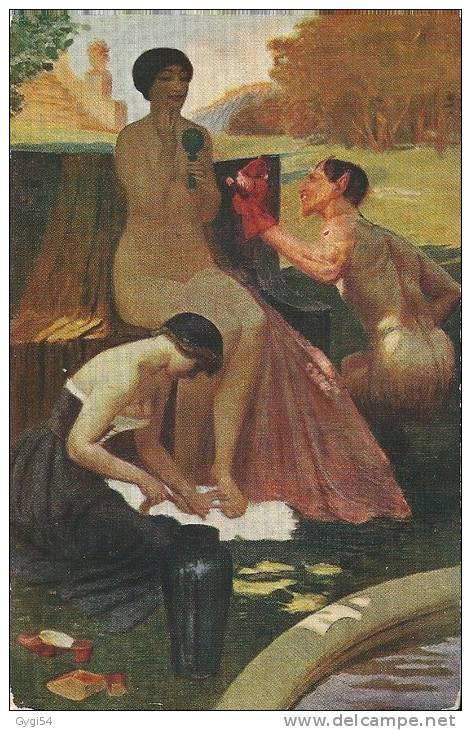 1911 Leymarie La femme et le Pantin