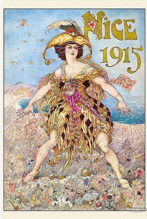 1915 Nice Mossa