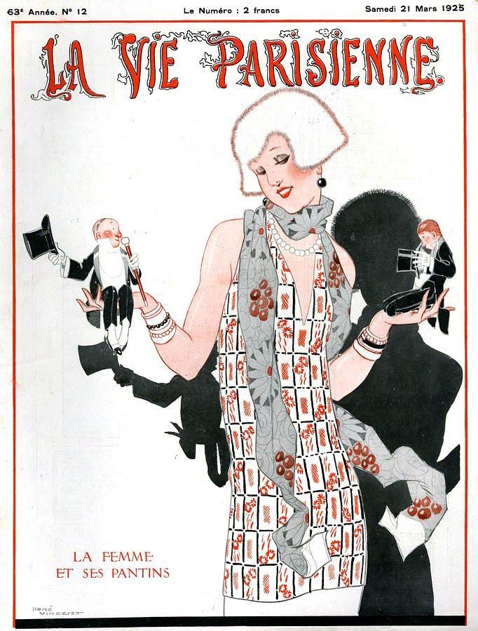 1925 La Vie Parisienne Rene Vincent.