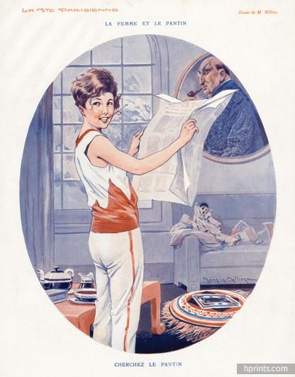 1929-maurice-milliere-la-femme-et-le-pantin-the-puppet-hprints-com