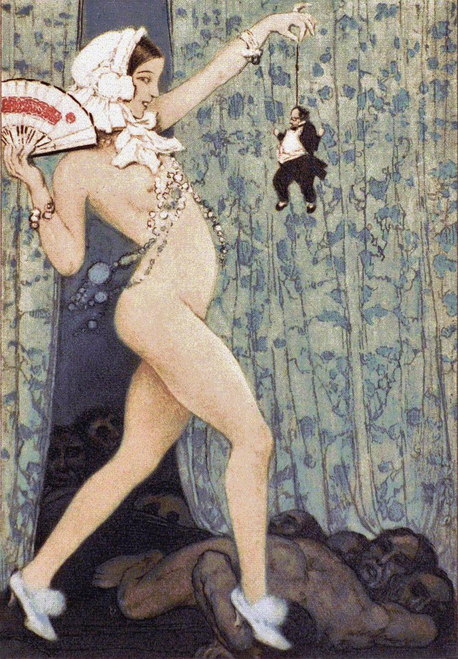 1934 Les fleurs du mal. ed Le Vasseur Manuel Orazi Hymne a la Beaute p 41