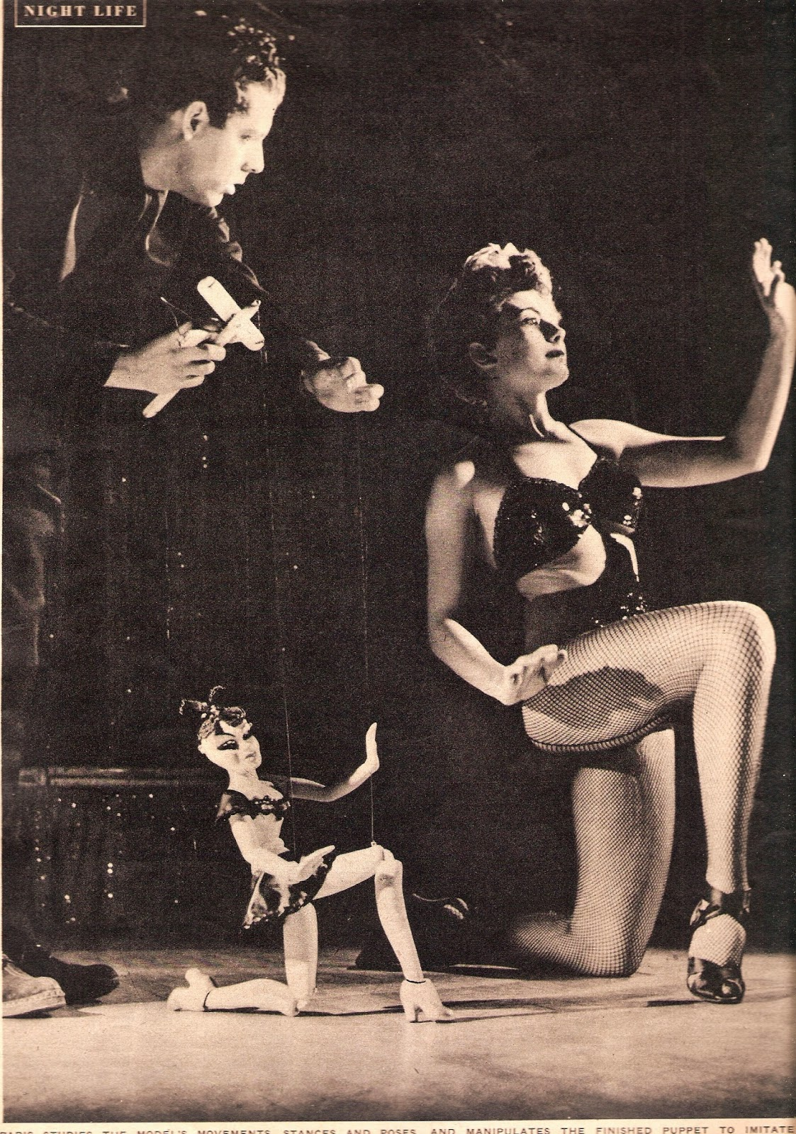 1940 ca Doll dance