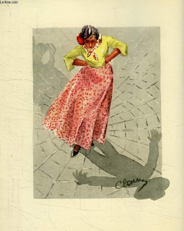 AB 1916 L Clauss La femme et le pantin Librairie Charpentier et Fasquelle,
