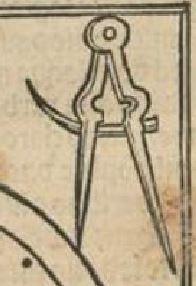 Albertus Magnus Philosophia pauperum 1508 compas