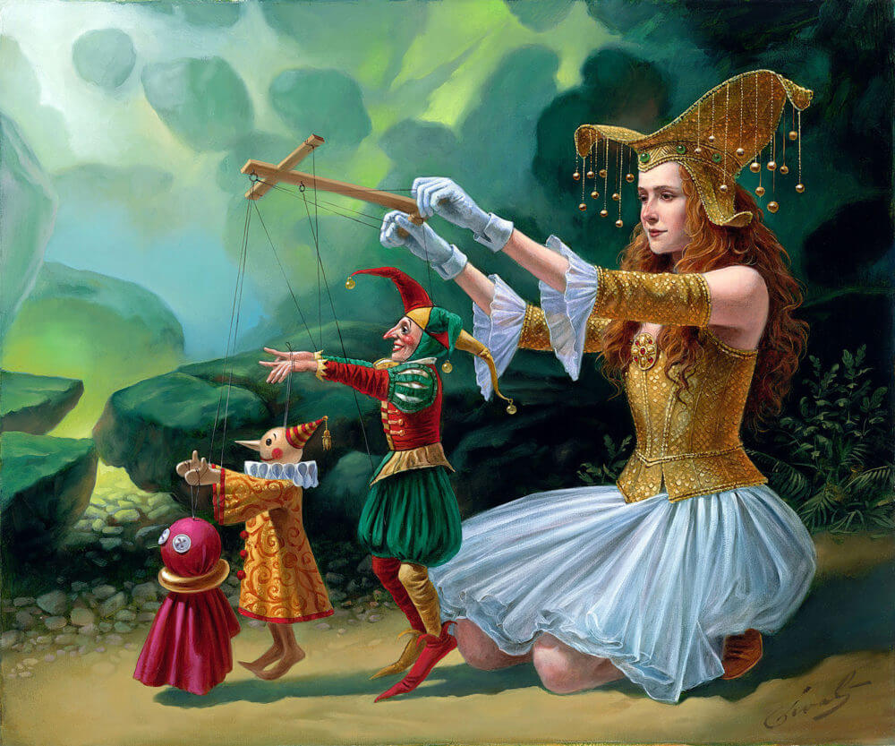 Michael Cheval Evolution 2015