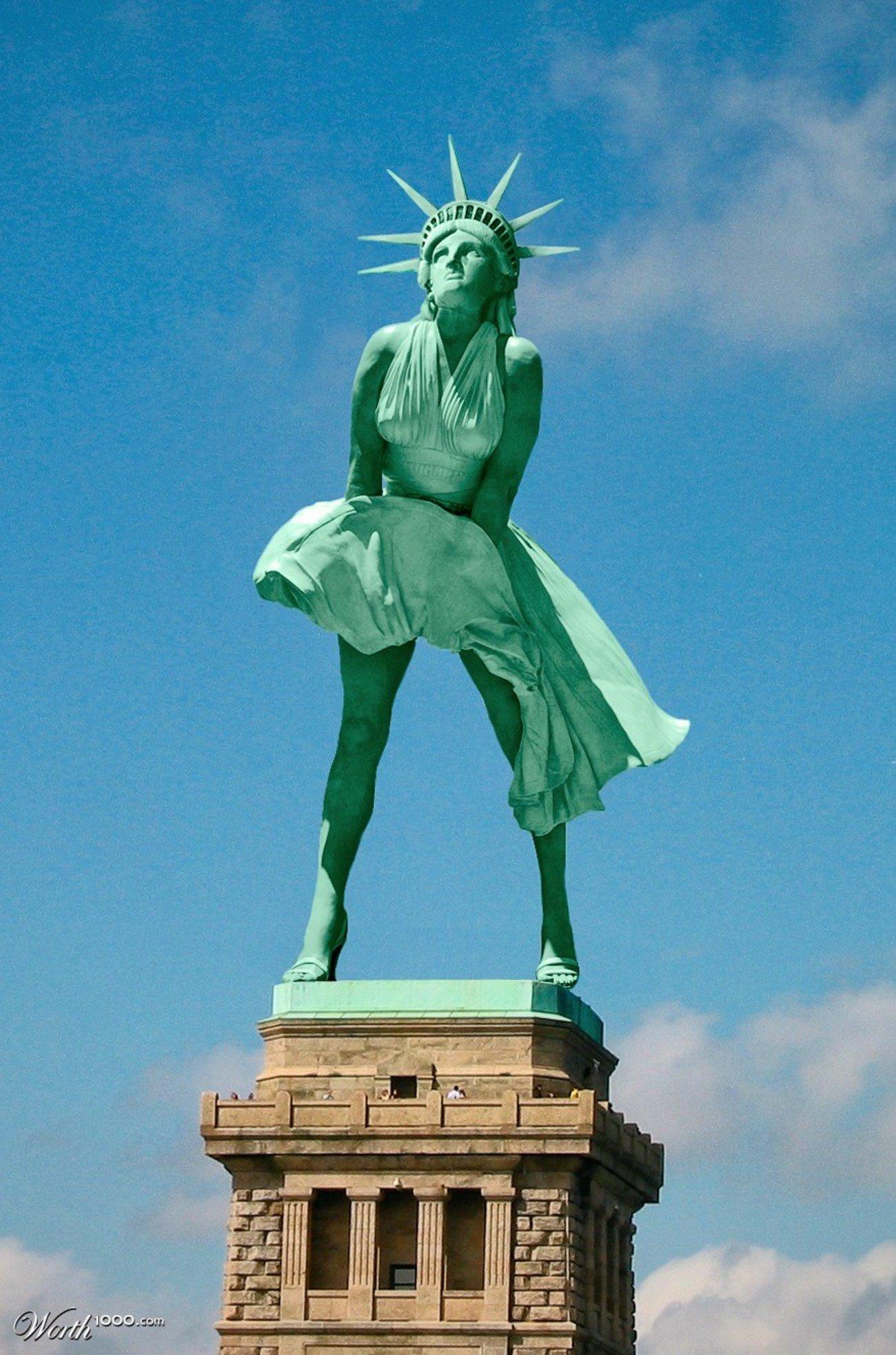 Miss Marylin Liberty
