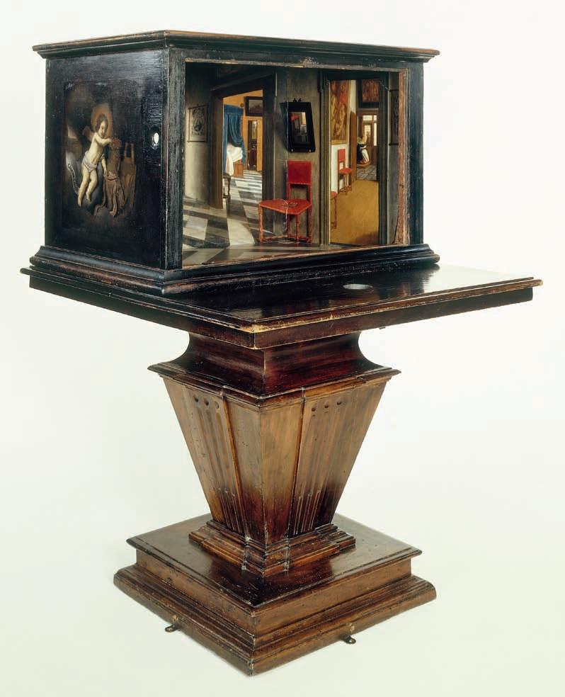 Peepshow Hoogstraten National Gallery