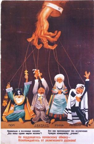 soviet-antireligious-poster