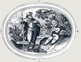 Otto Vaenius, Amorum Emblemata love_emblem