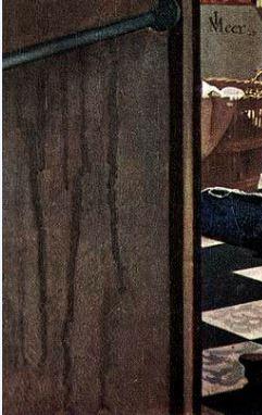 Vermeer Johannes The_Loveletter_coulures